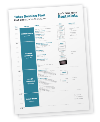 Download the Tutor Session Plan